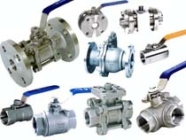 stainless steel high performance-valves